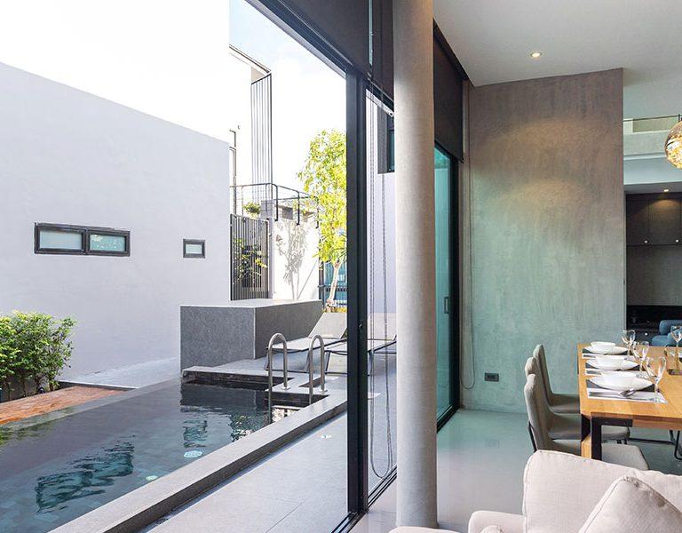 Green Apartments